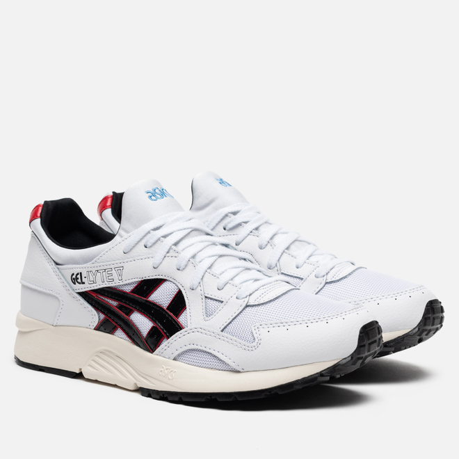 Кроссовки ASICS Gel-Lyte V White/Black