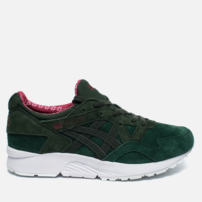 Кроссовки ASICS Gel-Lyte V XMAS Pack Dark Green/Duffle Bag