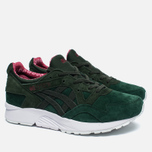 Кроссовки ASICS Gel-Lyte V XMAS Pack Dark Green/Duffle Bag фото- 2