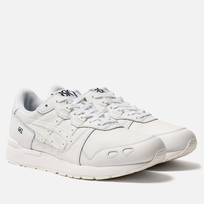 Кроссовки ASICS Gel-Lyte Leather White/White