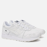 Кроссовки ASICS Gel-Lyte Leather White/White фото- 1
