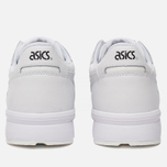 Кроссовки ASICS Gel-Lyte Leather White/White фото- 3