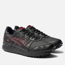 Кроссовки ASICS Gel-Lyte XT Black/Graphite Grey фото- 0