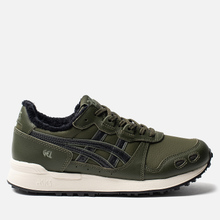 Кроссовки ASICS Gel-Lyte XT Olive Canvas/Graphite Grey фото- 0
