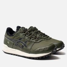 Кроссовки ASICS Gel-Lyte XT Olive Canvas/Graphite Grey фото- 2