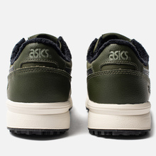 Кроссовки ASICS Gel-Lyte XT Olive Canvas/Graphite Grey фото- 3