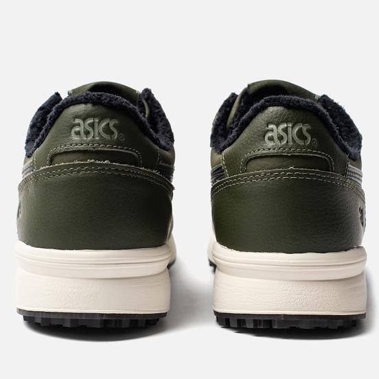 Кроссовки ASICS Gel-Lyte XT Olive Canvas/Graphite Grey