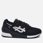 Кроссовки ASICS Gel-Respector Black/White фото- 0