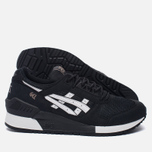 Кроссовки ASICS Gel-Respector Black/White фото- 1