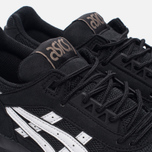 Кроссовки ASICS Gel-Respector Black/White фото- 5