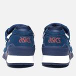 Кроссовки ASICS Gel-Respector Indigo Blue/White фото- 3