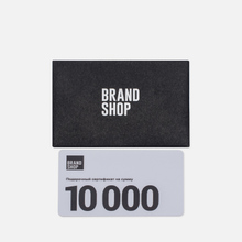 Подарочный сертификат BRANDSHOP на 3 000 руб. фото- 3