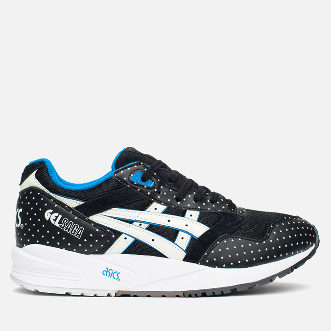 Кроссовки ASICS Gel-Saga Glow In The Dark Pack Black