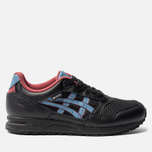 Кроссовки ASICS Gel-Saga Gore-Tex Black/Grey Floss фото- 0
