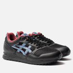 Кроссовки ASICS Gel-Saga Gore-Tex Black/Grey Floss фото- 2