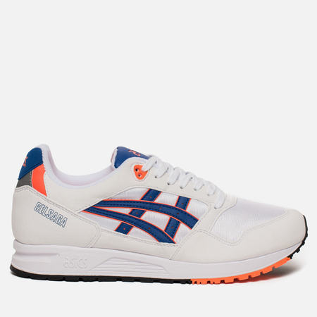 Кроссовки ASICS Gel-Saga White/Asics Blue