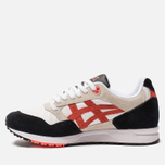 Кроссовки ASICS Gel-Saga White/Flash Coral фото- 1