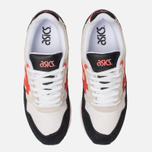 Кроссовки ASICS Gel-Saga White/Flash Coral фото- 5