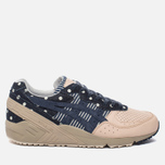 Мужские кроссовки ASICS Gel-Sight Platinum Plus Japanese Denim Pack Aloe/Aloe фото- 0