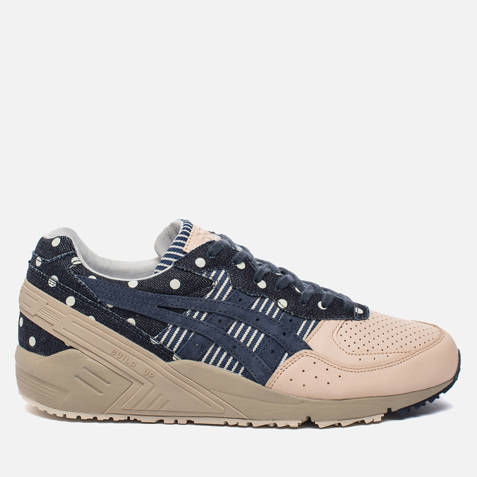 Мужские кроссовки ASICS Gel-Sight Platinum Plus Japanese Denim Pack Aloe/Aloe