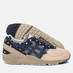 Мужские кроссовки ASICS Gel-Sight Platinum Plus Japanese Denim Pack Aloe/Aloe фото- 1