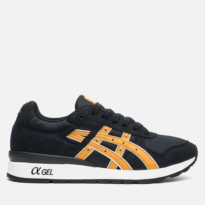 Кроссовки ASICS GT-II Black/Tan