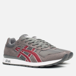 Кроссовки ASICS GT-II Grey/Burgundy фото- 1