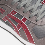 Кроссовки ASICS GT-II Grey/Burgundy фото- 6