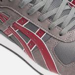 ASICS GT-II Sneakers Grey/Burgundy photo- 6