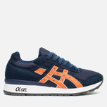 Кроссовки ASICS GT-II Navy/Orange фото- 0