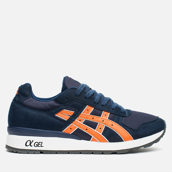 Кроссовки ASICS GT-II Navy/Orange