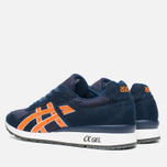 Кроссовки ASICS GT-II Navy/Orange фото- 2