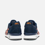 Кроссовки ASICS GT-II Navy/Orange фото- 3