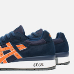 Кроссовки ASICS GT-II Navy/Orange фото- 7