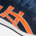 Кроссовки ASICS GT-II Navy/Orange фото- 6