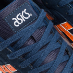 Кроссовки ASICS GT-II Navy/Orange фото- 5