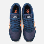 Кроссовки ASICS GT-II Navy/Orange фото- 4