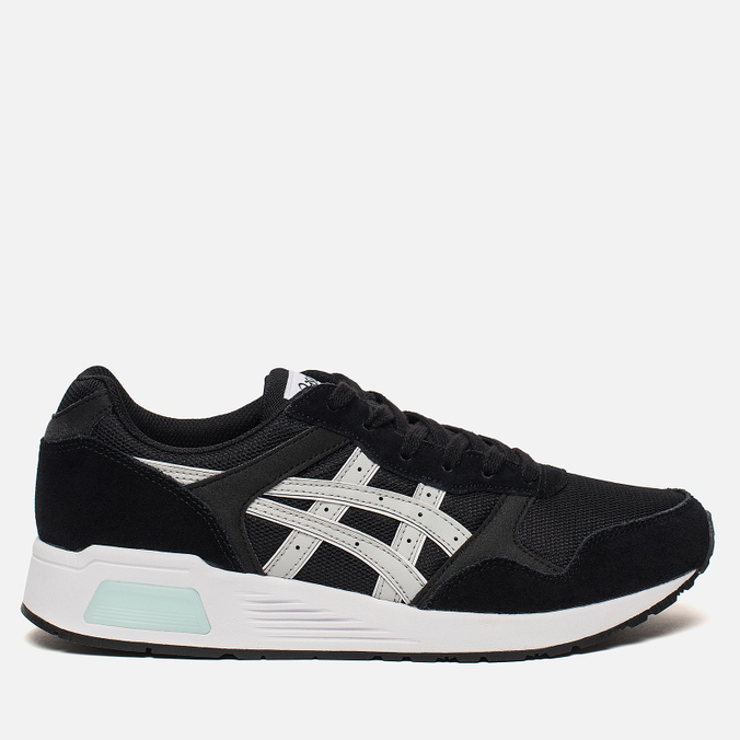 Кроссовки ASICS Lyte-Trainer Black/Glacier Grey