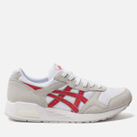 Кроссовки ASICS Lyte-Trainer White/Classic Red фото- 0
