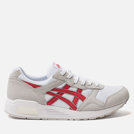 Кроссовки ASICS Lyte-Trainer White/Classic Red