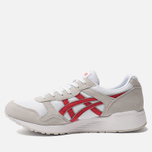 Кроссовки ASICS Lyte-Trainer White/Classic Red фото- 2