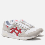 Кроссовки ASICS Lyte-Trainer White/Classic Red фото- 1