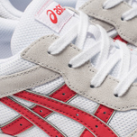 Кроссовки ASICS Lyte-Trainer White/Classic Red фото- 6