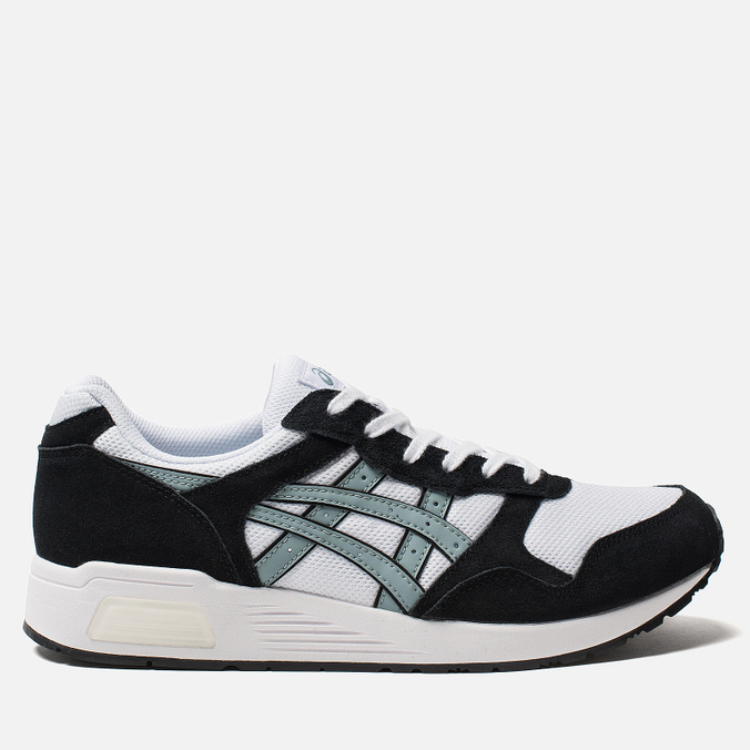 Кроссовки ASICS Lyte-Trainer White/Light Steel