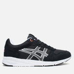 Кроссовки ASICS Shaw Runner Black/Light Grey фото- 0