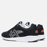 Кроссовки ASICS Shaw Runner Black/Light Grey фото- 2