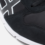 Кроссовки ASICS Shaw Runner Black/Light Grey фото- 7