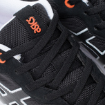 Кроссовки ASICS Shaw Runner Black/Light Grey фото- 6