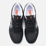 Кроссовки ASICS Shaw Runner Black/Light Grey фото- 4