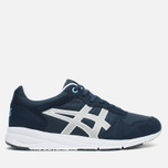 Кроссовки ASICS Shaw Runner Navy/Light Grey фото- 0